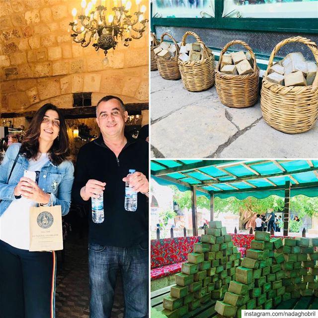 Khan el Saboun 🌸 soap oldsouk tripoli visit beautiful ...
