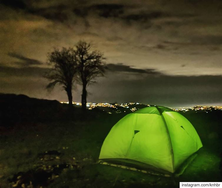 camping is not a luxury, it's a necessity... 🏕️😍 coldnight tentlife ...