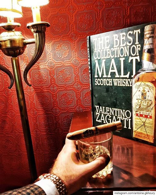 Whiskey for me,🥃Cigar jusf for the sake of the picture.🚭..... Men... (Cigar Boutique)