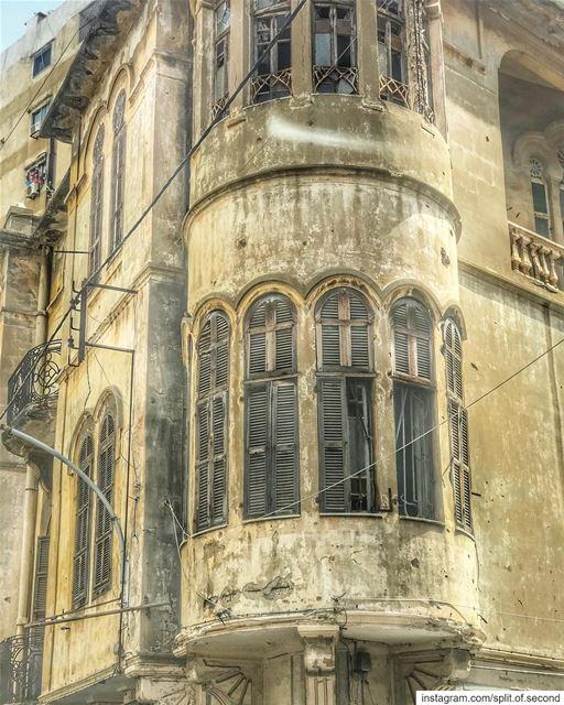 Beauty of old Lebanese architecture ... lebanon beirut architecture ...
