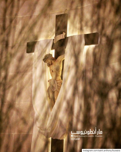Have a blessed easter with this amazing view of the resurrection @saint.