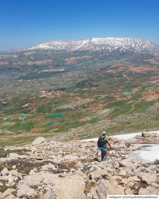 Heaven 😍🏔🗺🧭Too bad we're destroying it! myadventureslebanon... (Lebanon)