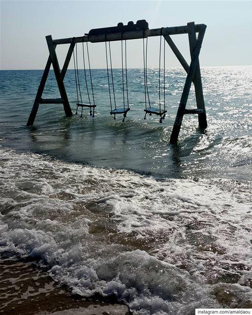 A place to love livelovebyblos lebanon sea ... (Byblos, Lebanon)