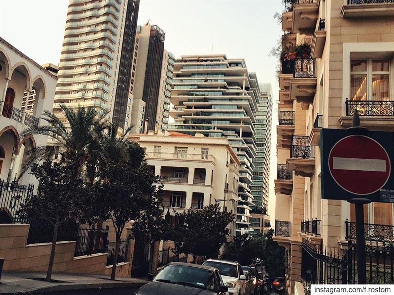 Good morning from Beirut ❤️ (Beirut, Lebanon)