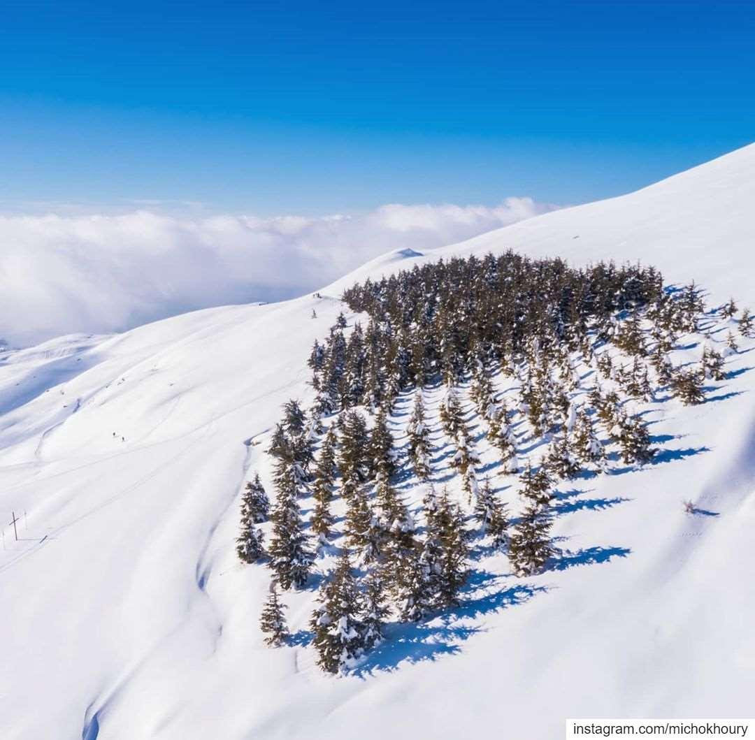 Peaceful scenery, peaceful mind Lebanon.... AboveLebanon ... (Arez Bekish)