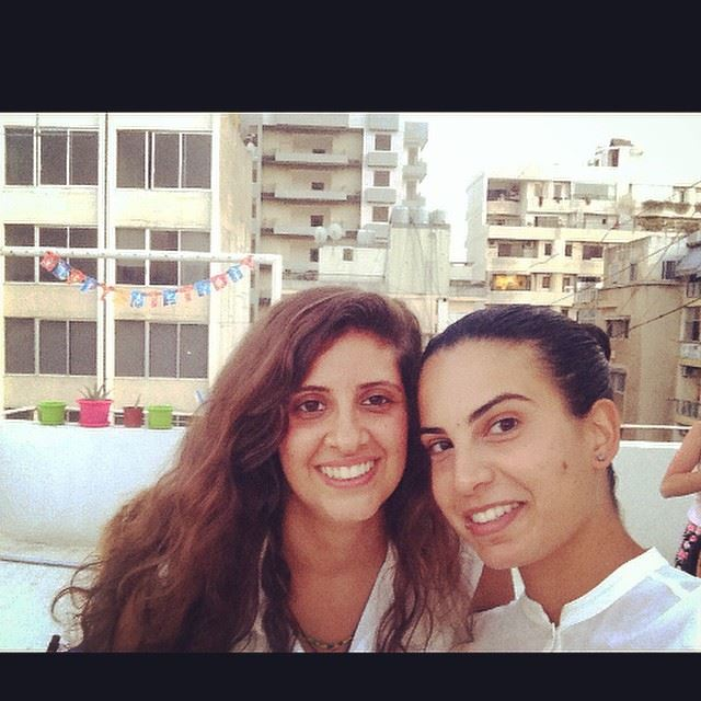 About last night badaro beirut Lebanon birthday girl happiest...