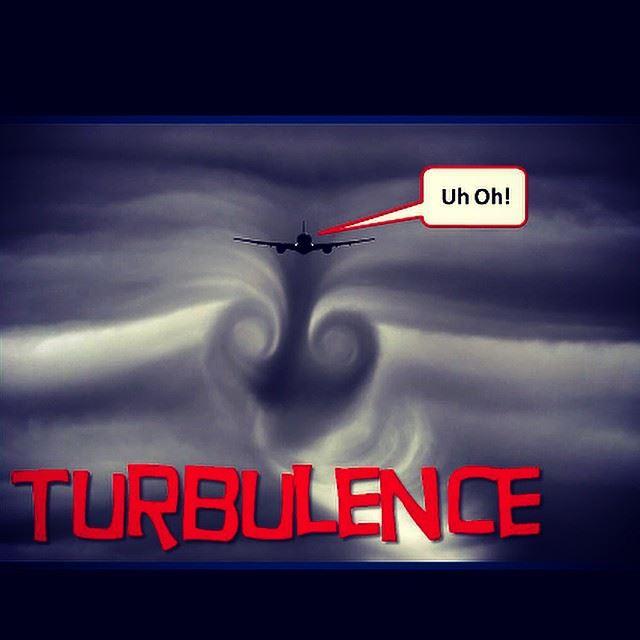 morning flight Riyad spooky turbulence takeoff lovely ...