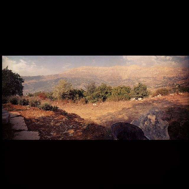 sunday view mountains lebanon tannourin amazing relaxing peaceful ...