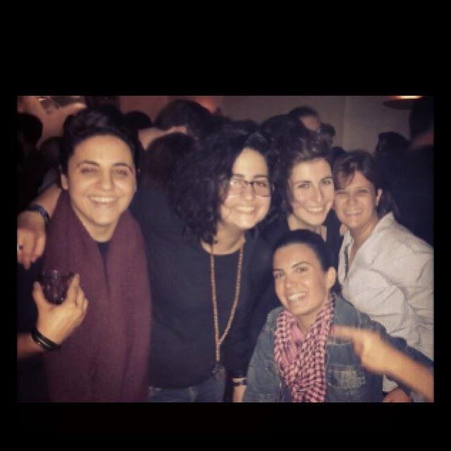 haha cute funny fun times friends hamra lebanon bar cheers weekend...