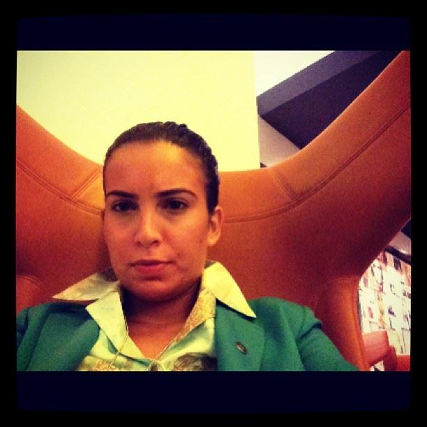 cabin crew uniform style haha eyebrow look chair mode hair ka3ke work...