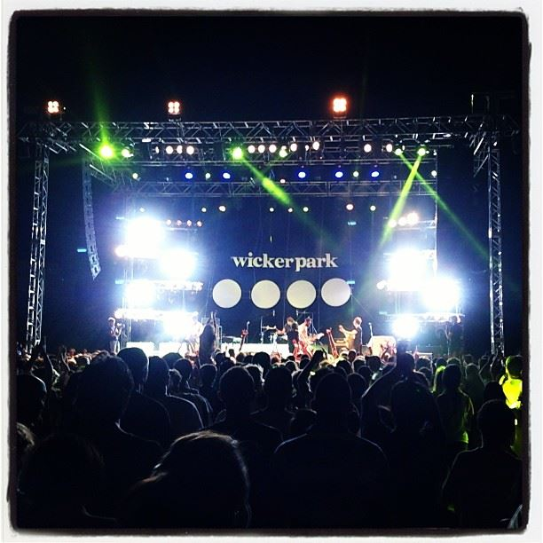 wicker park batroun lebanon event lebanese bands stage performance art...