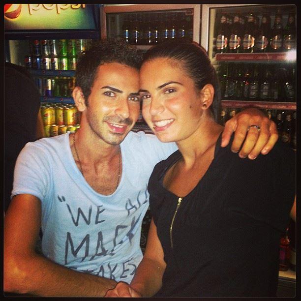 drinks out marmkhayel lebanon express friends jado friendship love you...