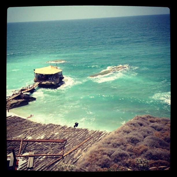 beach sun wind summer lebanon batroun pierre and friends tanning off blue...