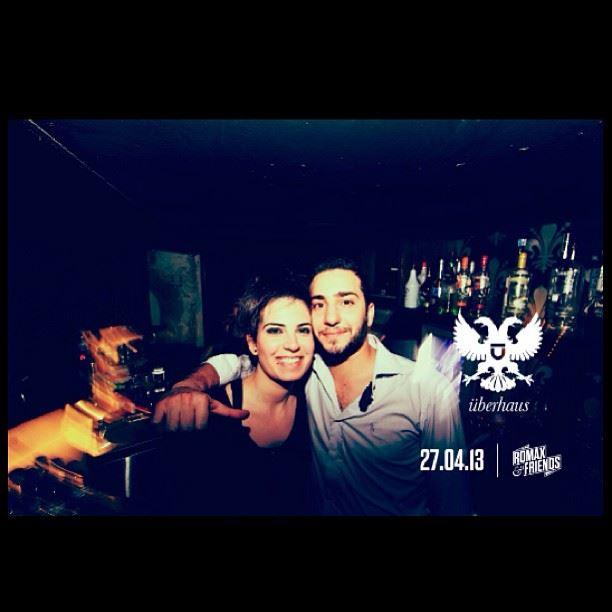 uber last night bar barmaid Samer best bar manager amazing place staff...