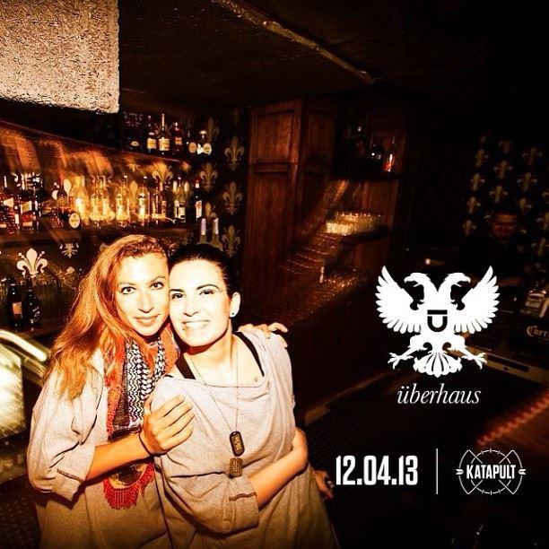 uberhaus bar barmaids nightlife katapulp kathy gona b missed alcohol...
