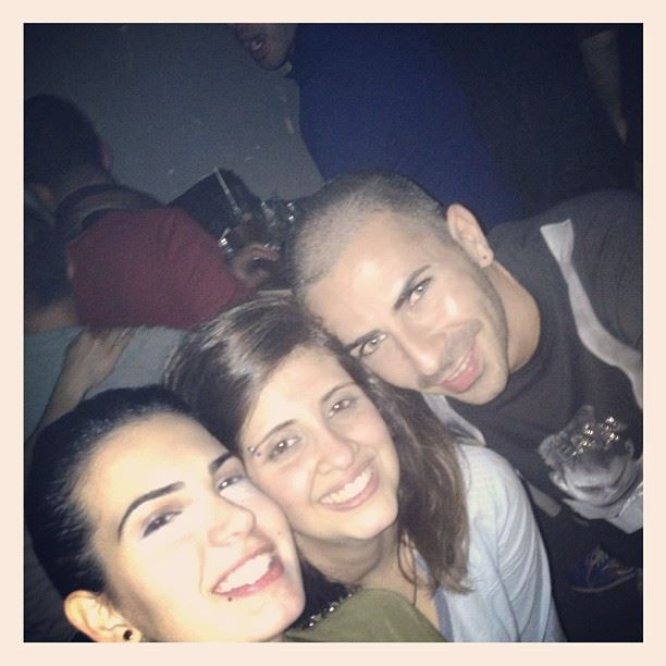 @lynnbs @ammarzeina @jad_hajj party closet yihaaaa cheers tichtik ta2...