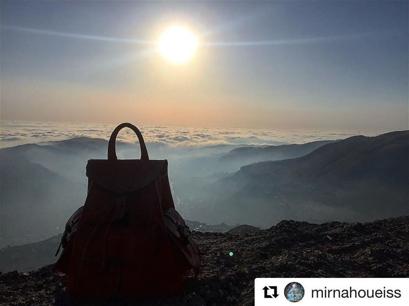 Repost @mirnahoueiss (@get_repost)・・・Own only what you can carry with...